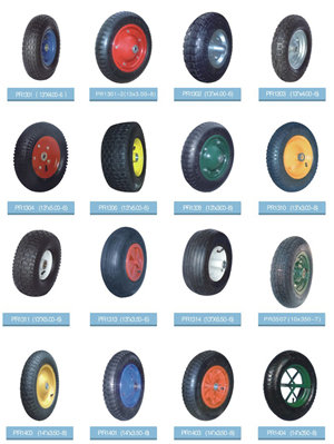 Rubber Wheel-06