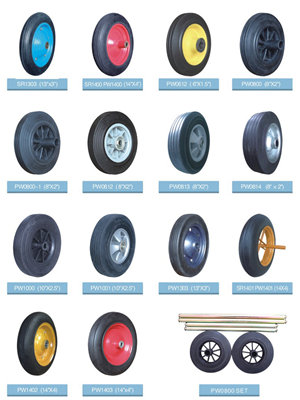 Rubber Wheel-07