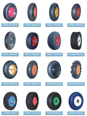 Rubber Wheel-04