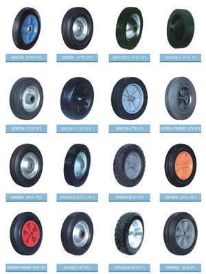 Rubber Wheel-09