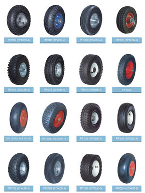 Rubber Wheel-05