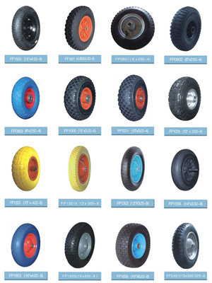 Rubber Wheel-01
