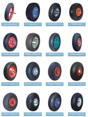 Rubber Wheel-08