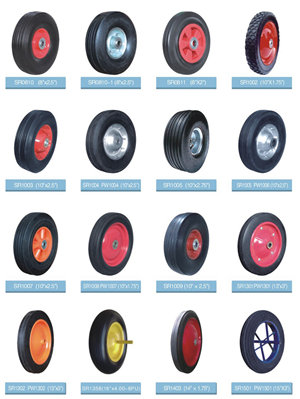 Rubber Wheel-10